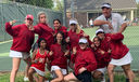 Tennis has a strong showing at state