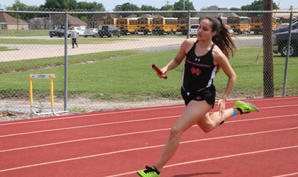 Track & field has success at regionals
