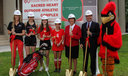 Sacred Heart breaks ground on Outdoor Sports Complex featuring the Gayle and Tom Benson Sports Field