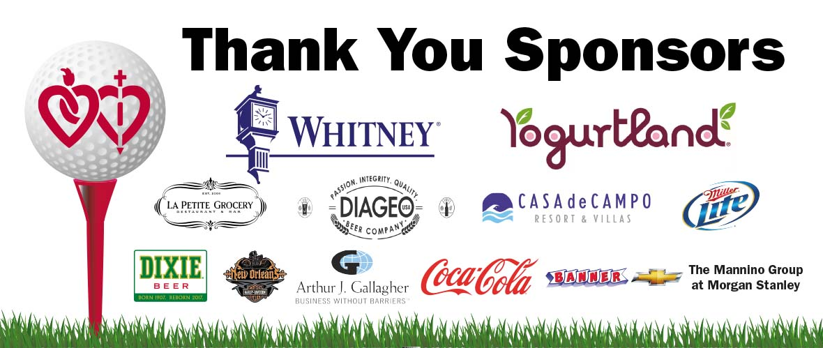 Golf tournament sponsors 2017